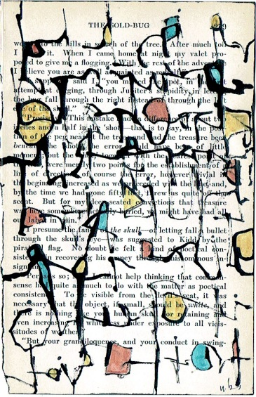 Nancy Bell Scott. asemic writing, page 279