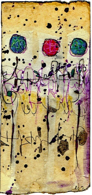 Nancy Bell Scott. paint+ink7