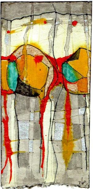 Nancy Bell Scott. paint+ink8