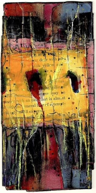 Nancy Bell Scott. Adrift