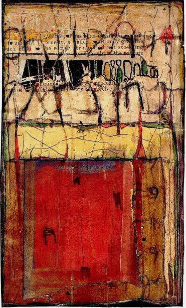 Nancy Bell Scott. Fall in Winter
